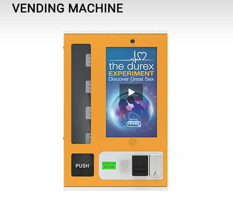 Mini Vending Machine supplier malaysia
